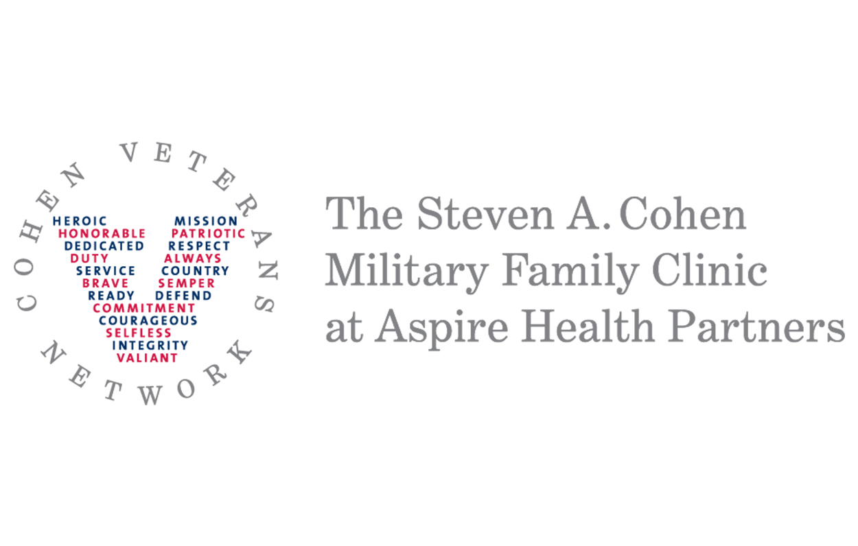 The Steven A. Cohen Military Family Clinic at Aspire Health Partners
