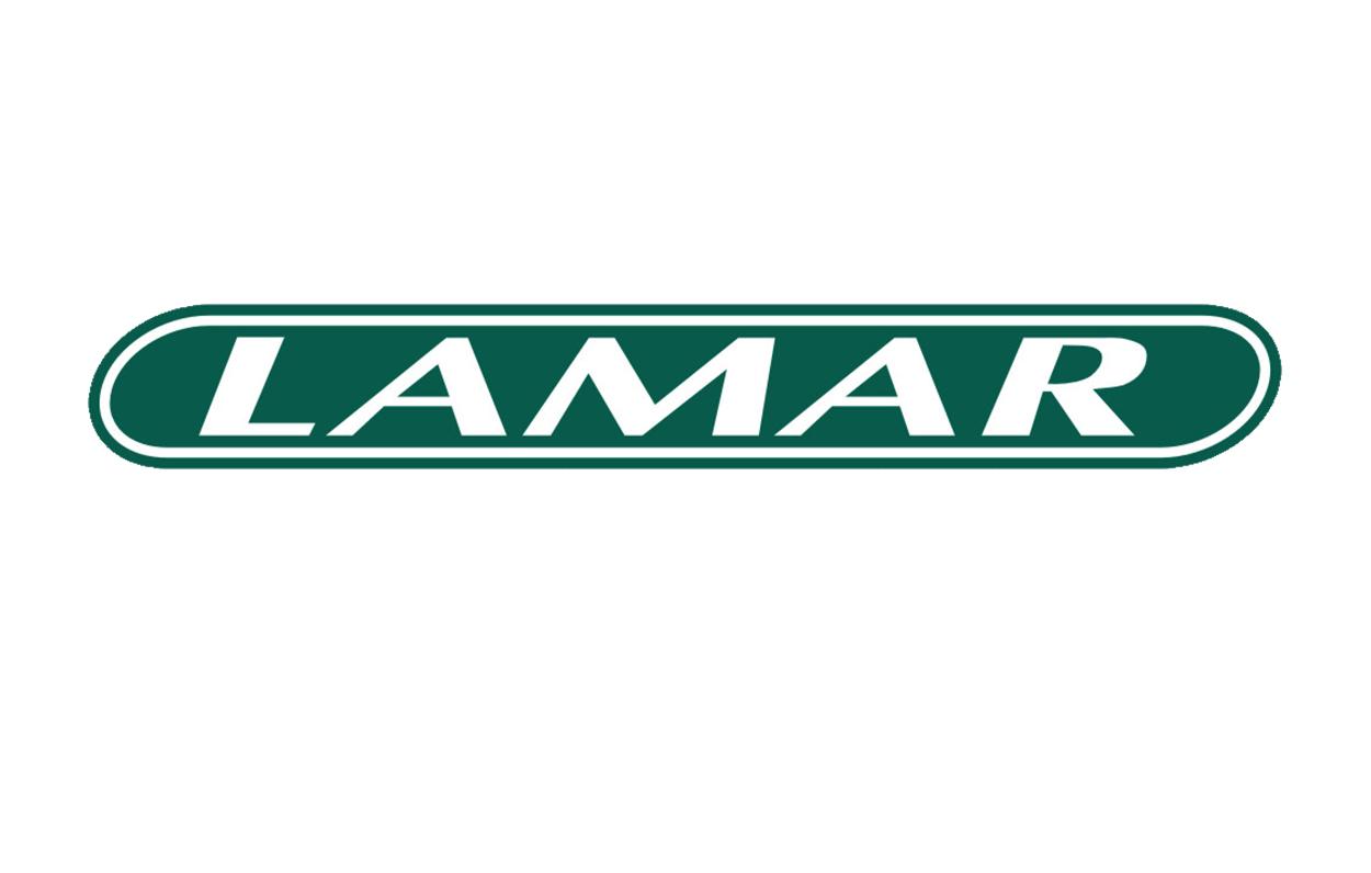 Logo for Lamar Advertising