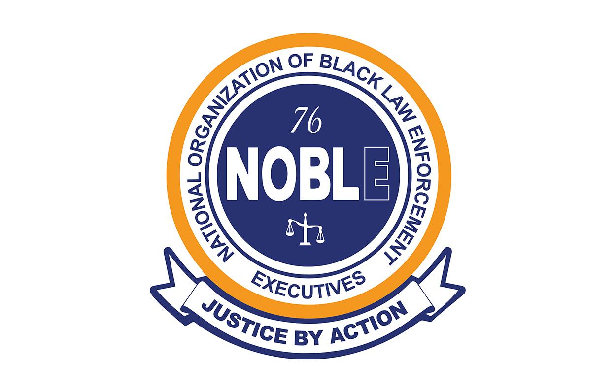 Logo for NOBLE: National Organization of Black Law Enforcement Executives