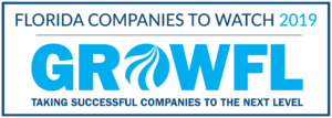 Vistra was awarded the GROWFL 'Florida Companies to Watch' designation in 2019.