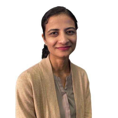 Pinal Patel, Staff Accountant