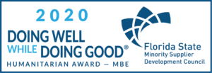 FSMSDC's Doing Well While Doing Good Humanitarian Award for 2020